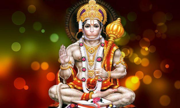Hanuman Jayanthi Prayers