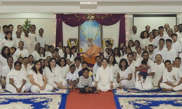 December 2018 with Shri Babaji