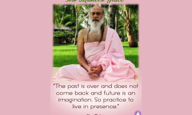 Retreat Satsang With Shri Shivarudrabalayogi : Quote 6