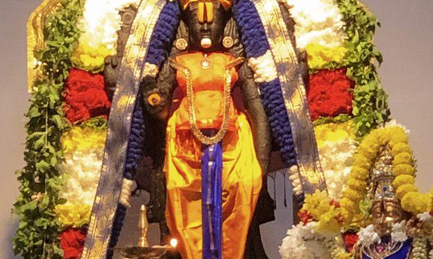 Ghantharva Maha Agni Hotra, Ramar Temple