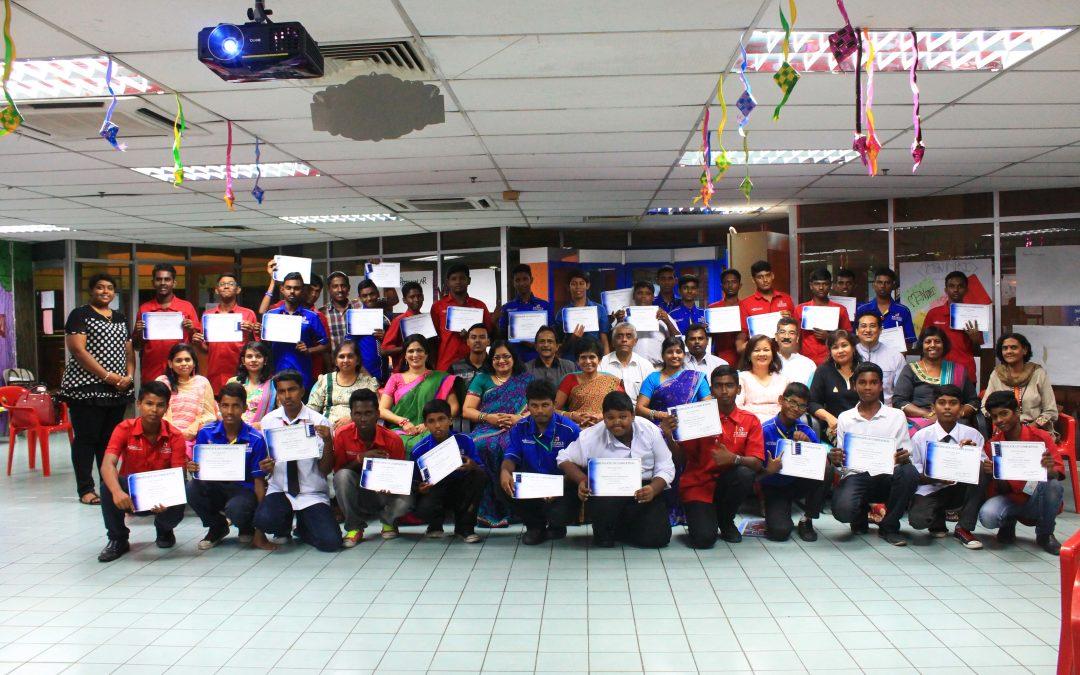 P.E.A.C.E. Program with MySkills Foundation Malaysia