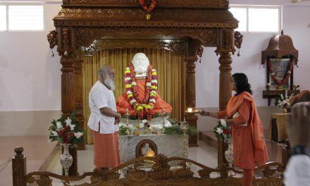 1st year anniversary of Devarayasamudra Ashram 2017