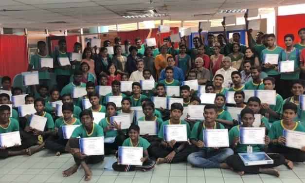 P.E.A.C.E. Program with MySkills Foundation Malaysia – Batch 6